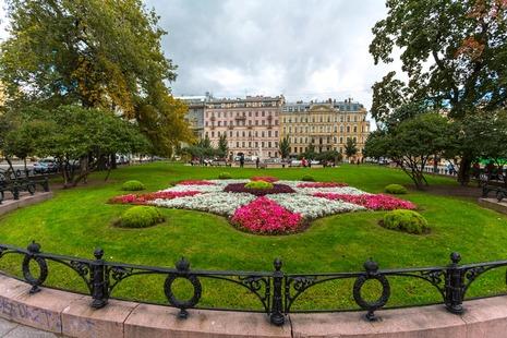 Лучшие сады центрального района