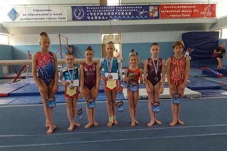 Из Сочи с медалями