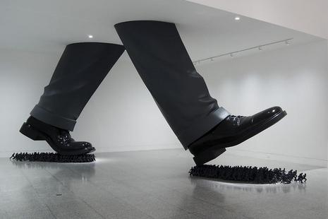 «Транспозиции II»: новая выставка в Музее нонконформистского искусства